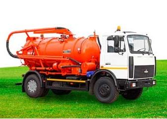 Откачка канализации в Раменском районе